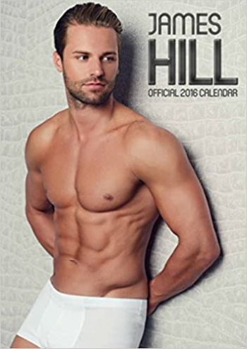 james hill calendar underwear