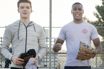 jeff pierre cameron monaghan ian and caleb in shameless