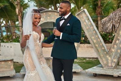 jeff pierre wedding to wife chantel mckenzie