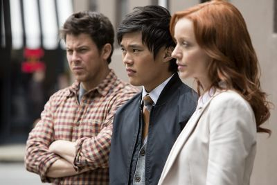 john harlan kim the librarian with lindy booth and christian kane