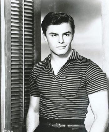 john saxon classically handsome 1960s vintage hunk