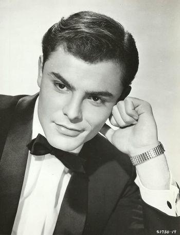 john saxon hot in suit in reluctant debutante