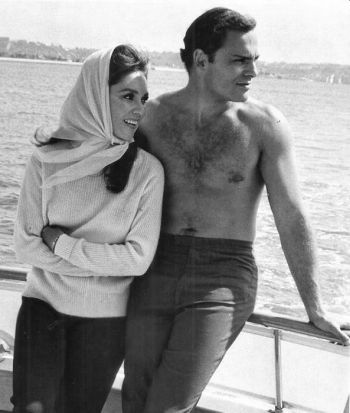 john saxon shirtless 1960s with mary ann mobley for singles only