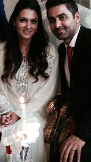 kaysar ridha wife Haseena Qudrat