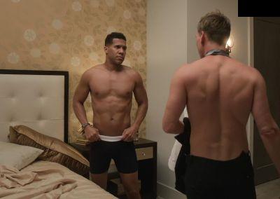 lodric d collins underwear - boxer briefs in the oval