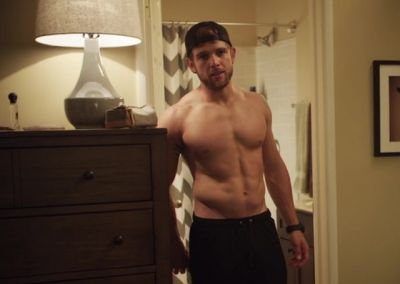 max thieriot body in seal team