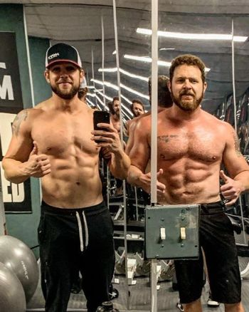 max thieriot workout
