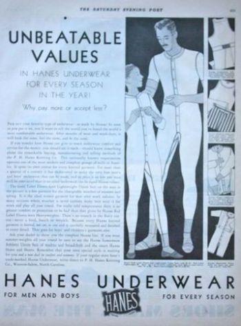mens suit underwear by hanes