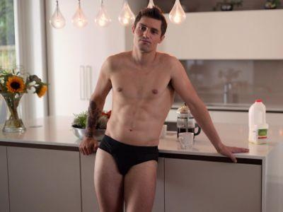 phil dunster underwear briefs - ted lasso