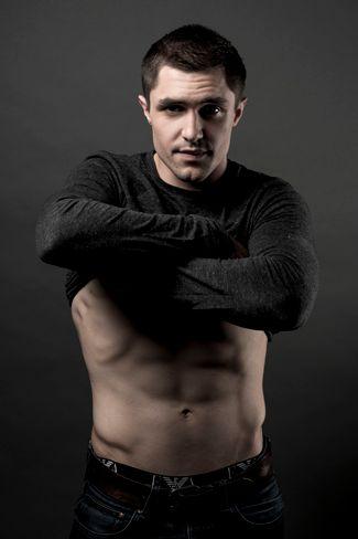 phil dunster underwear peekabo