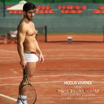 tennis players underwear white boxer briefs