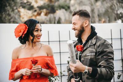 Artem Chigvintsev nikki bella girlfriend fiance