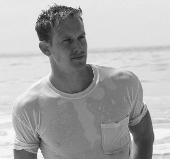Chris Sheffield hot wet shirt