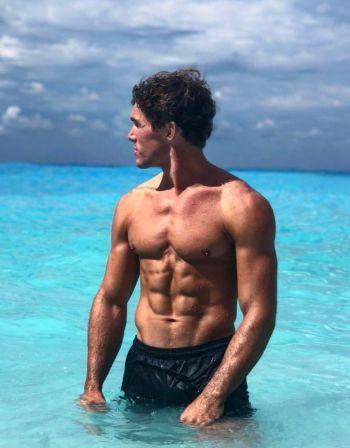 Dr Mike Varshavski body abs