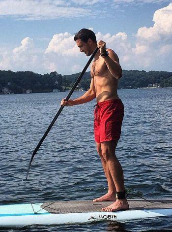 Dr Mike Varshavski shirtless hunk