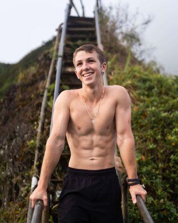 Ethan Wacker vanderbilt college hunks