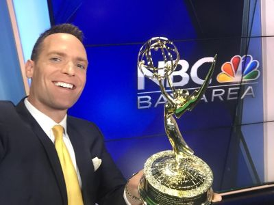 Jeff Ranieri emmy award - for north bay wildfire continuing coverage 2018
