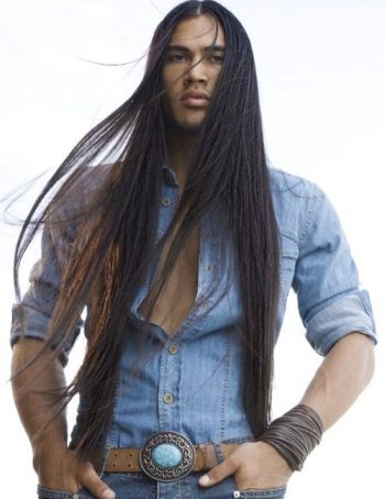 Martin Sensmeier hot native american actor