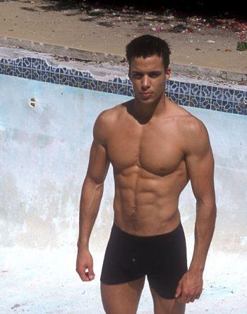 Matt Cedeño underwear boxer shorts