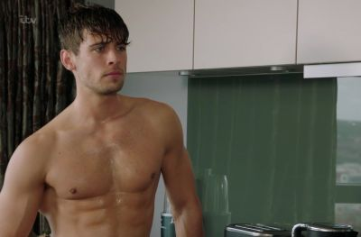 Ned Porteous body abs