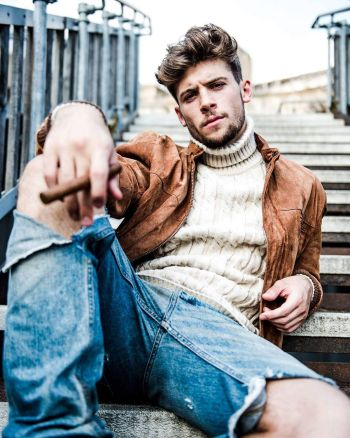 Ned Porteous smoking hot