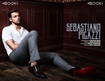 Sebastiano Pigazzi gay or straight