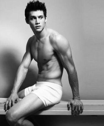 Timothy Granaderos underwear boxer briefs