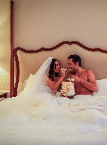 Val Chmerkovskiy Wedding Honeymoon
