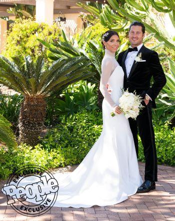 Val Chmerkovskiy Wedding to Jenna Johnson