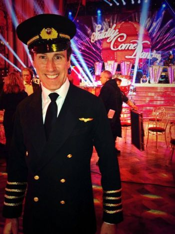 anton du beke hot in uniform