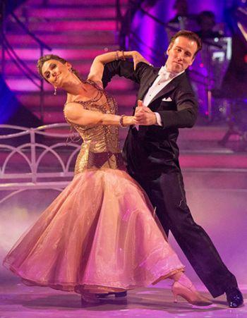 anton du beke strictly come dancing - with kate garraway