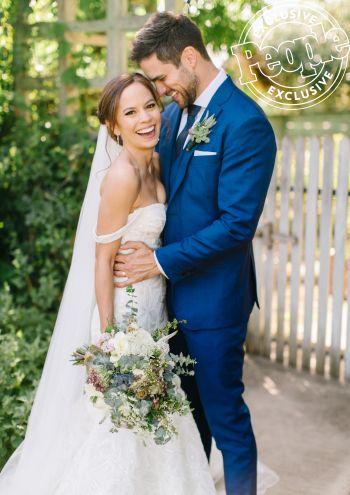 brant daugherty wedding kim hidalgo