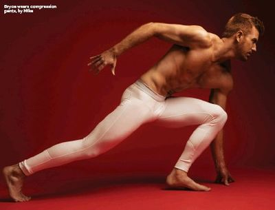 bryce eilenberg long underwear - attitude magazine