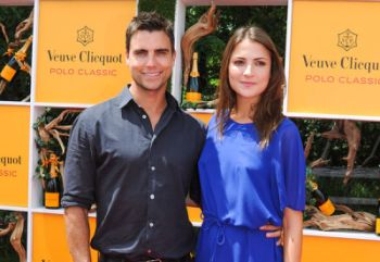 colin egglesfield girlfriend aline nobre
