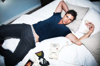 hot men in bed colin egglesfield