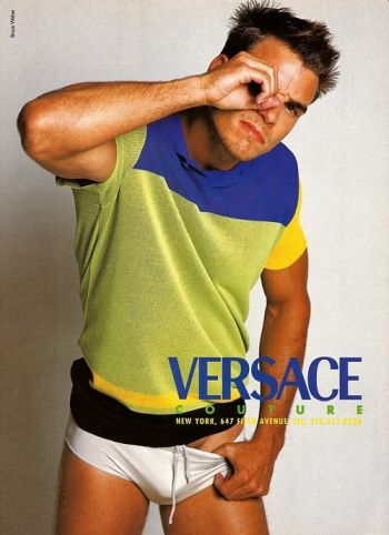 colin egglesfield young versace swimsuit