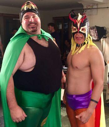 cristo fernandez underwear wrestler