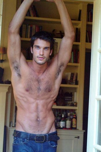 daniel di tomasso chest hair