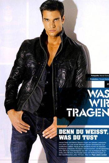 daniel di tomasso leather jacket