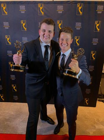 david yeomans emmy award