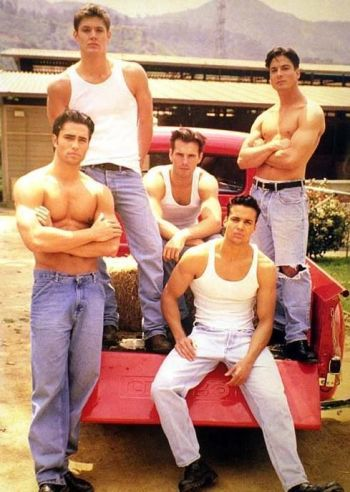 days of our lives hunks