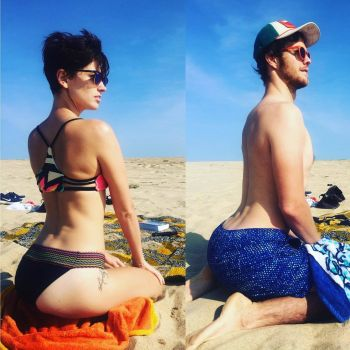 jack quaid gay or straight - with girlfriend