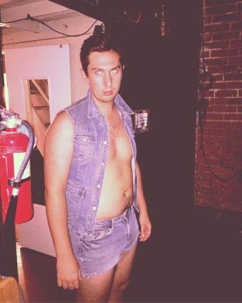 jack quaid shirtless