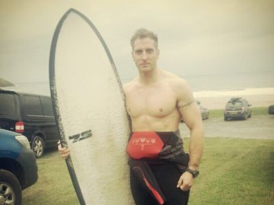james stott shirtless body magic marine