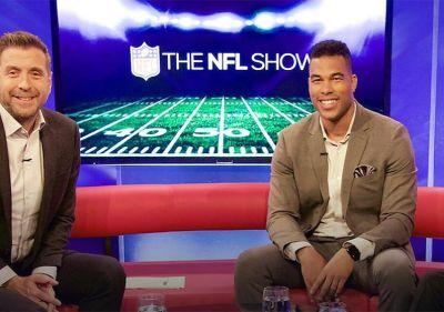 jason bell bbc sports pundit - nfl show