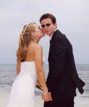 jeff glor wedding wife nicole
