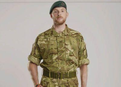 jj chalmers hot men in uniform