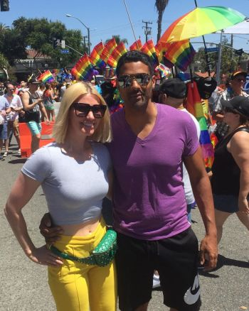 kristian kordula straight lgbt ally with wife nina monroe