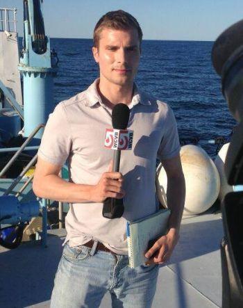 liam martin hot boston awardwinning news anchor