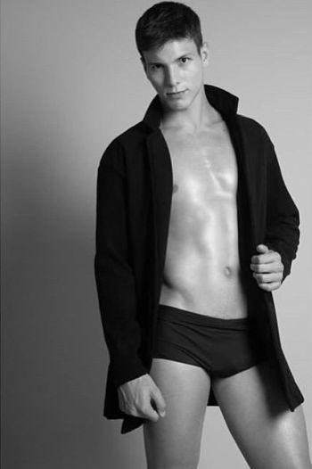 lucas bravo hot body - male model